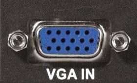 Connessione VGA