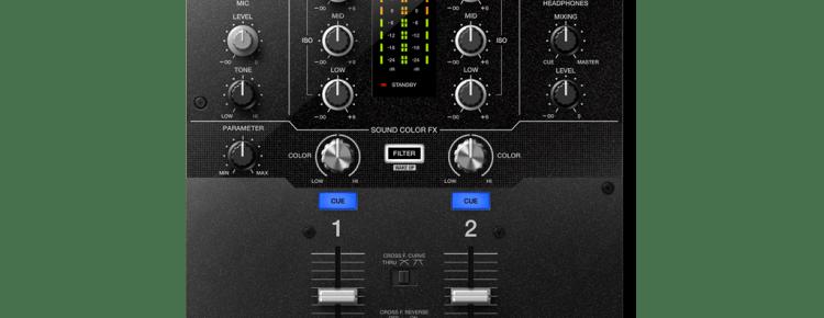 Battle Mixer digitale Pioneer DJM-S3