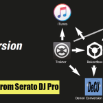 dj conversion utility