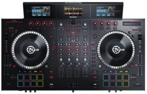 consolle numark ns7iii display