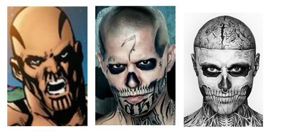suicide squad movie film el diablo zombie boy dc warner oscar