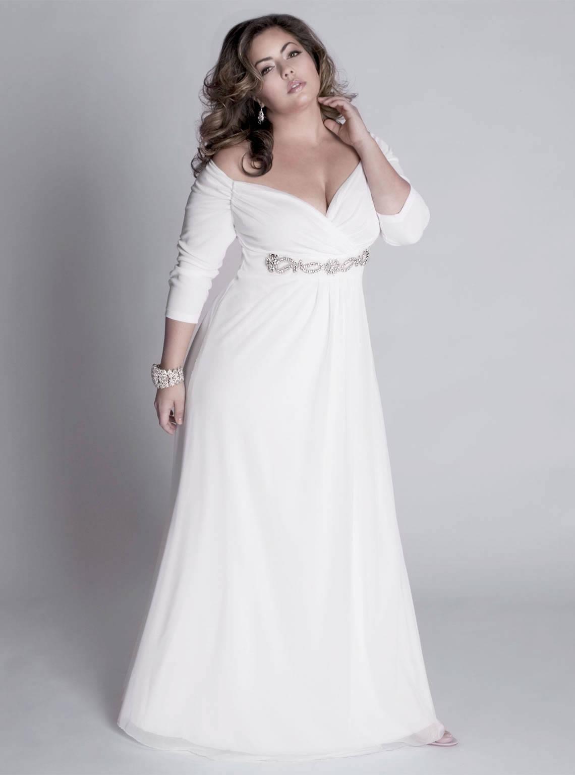 Plus Size Evening Dresses Long