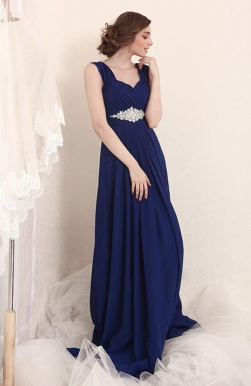 5d0a46f993f Dark Blue Formal Dresses - Darius Cordell Fashion Ltd