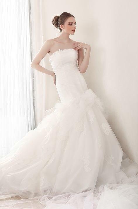 Fit N Flare Bridal Dresses Darius Cordell Fashion Ltd