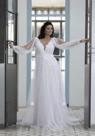 1b9d6b6c4e New Plus Size Wedding Dresses added to the Collection – DARIUS FASHION