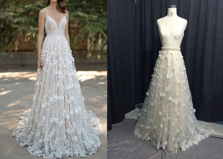 Berta Wedding Dresses.Style Dc16 23