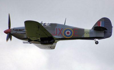 Hurricane WW2 Battle of Britain