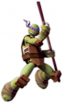 NINJA TURTLE, TMNT, DONATELLO