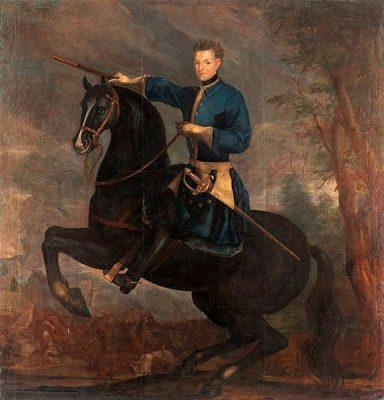 CHARLES XII, SWEDEN, DAVID VON KRAFFT, MILITARY, HISTORY