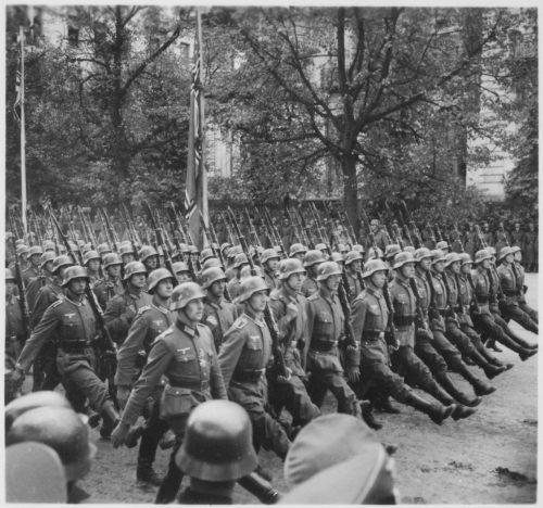 WW2, WORLD WAR II, GERMANY, POLAND, HISTORY, AELITA'S WAR, SPARROW SQUADRON, PRIMER