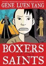 BOXERS, SAINTS, GENE YUEN LANG, GRAPHIC NOVEL, CHINA, HISTORY, BOXER REBELLION