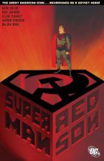 SUPERMAN, RED SON, MARK MILLAR, DAVE JOHNSON, GRAPHIC NOVEL, COMICS, BOOK, HISTORY, SOVIET UNION, COLD WAR