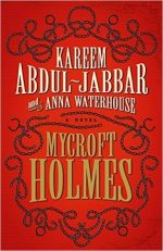 MYCROFT HOLMES, BOOK COVER, HISTORICAL, MYSTERY