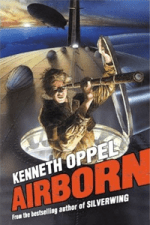 AIRBORN, KENNETH OPPEL, YA FICTION, STEAMPUNK