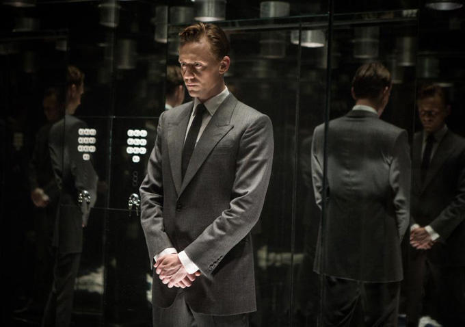 TOM HIDDLESTON, HIGH-RISE, MOVIE, BOOK ADAPTATION, RETROFUTURISM