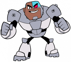 CYBORG, TEEN TITANS GO TO THE MOVIES