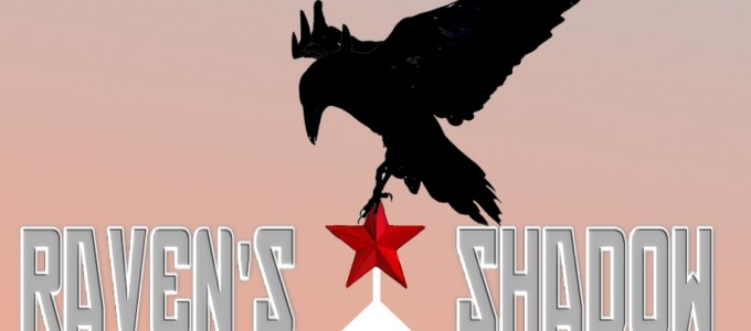 RAVEN'S SHADOW, SPARROW SQUADRON, AELITAS WAR, YA, HISTORICAL FICTION, MILITARY FICTION, AVIATION, NOVEL, BOOK COVER