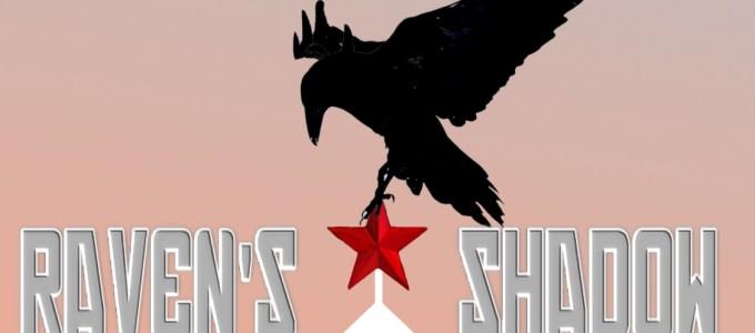 RAVEN'S SHADOW, SPARROW SQUADRON, AELITAS WAR, YA, HISTORICAL FICTION, MILITARY FICTION, AVIATION, NOVEL, BOOK COVER