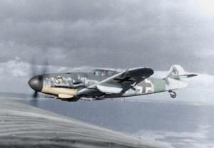 ME 109, WW2, FIGHTER, WARPLANES