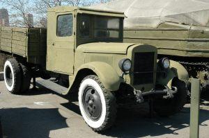 ZIS-5, TRUCK, WW2, VEHICLES