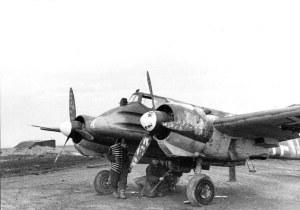 HS 129, WW2, BOMBER, WARPLANES