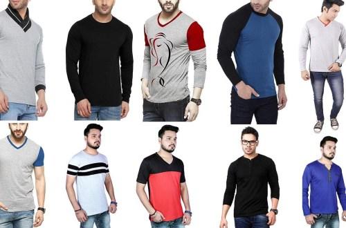 t-shirt types
