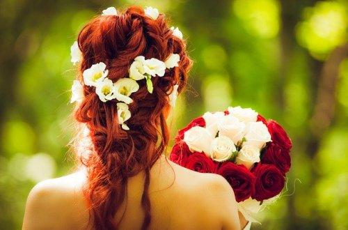 bun hairstyle for lehenga