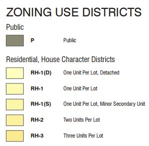 Single Unit Zoning