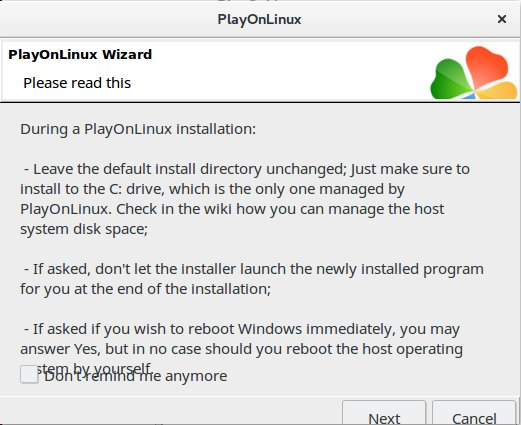 How to Install Internet Explorer 7 on Linux using PlayOnLinux - Just