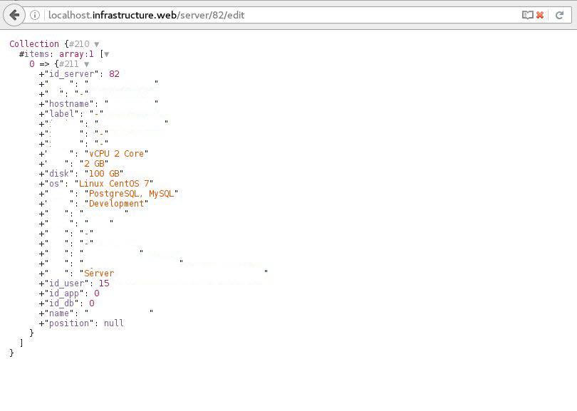 Using dd command to debug in Laravel