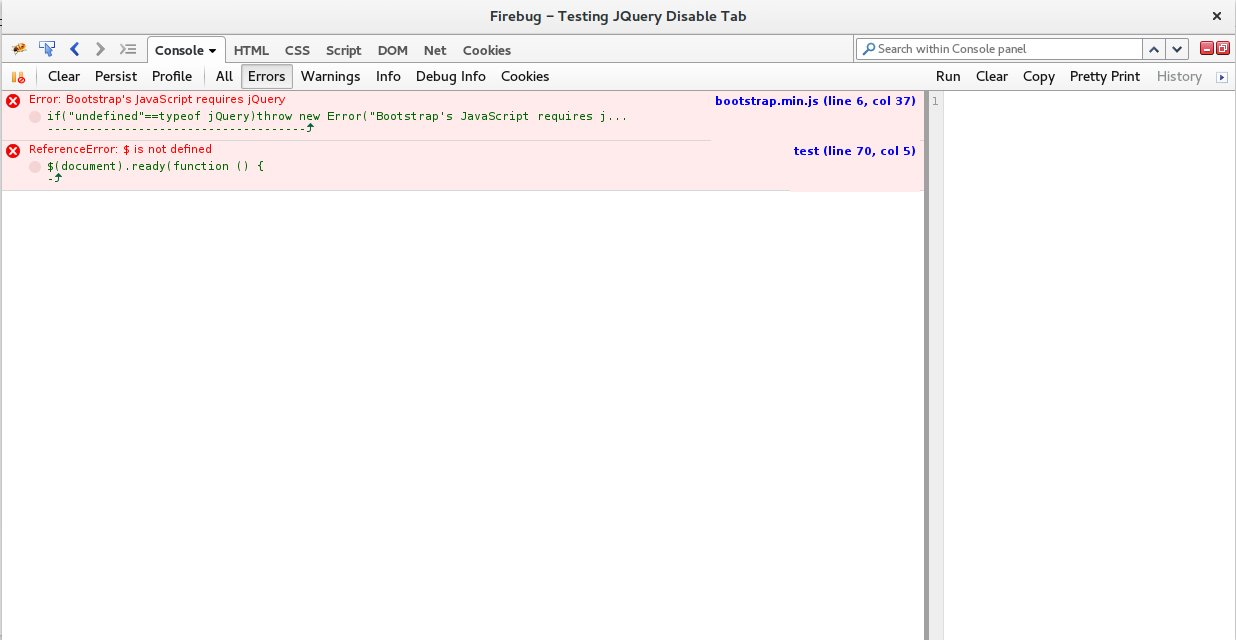 Bootstrap\u0027s javascript requires jquery version 1.9.1 or higher, but