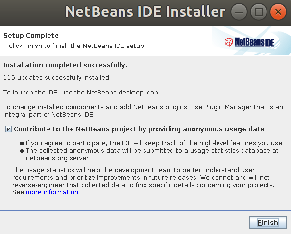 How to Install Netbeans IDE in Linux Operating System