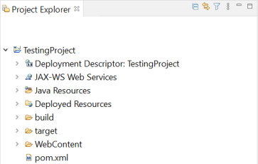 How to Convert a Dynamic Web Project into a Maven Project in Eclipse