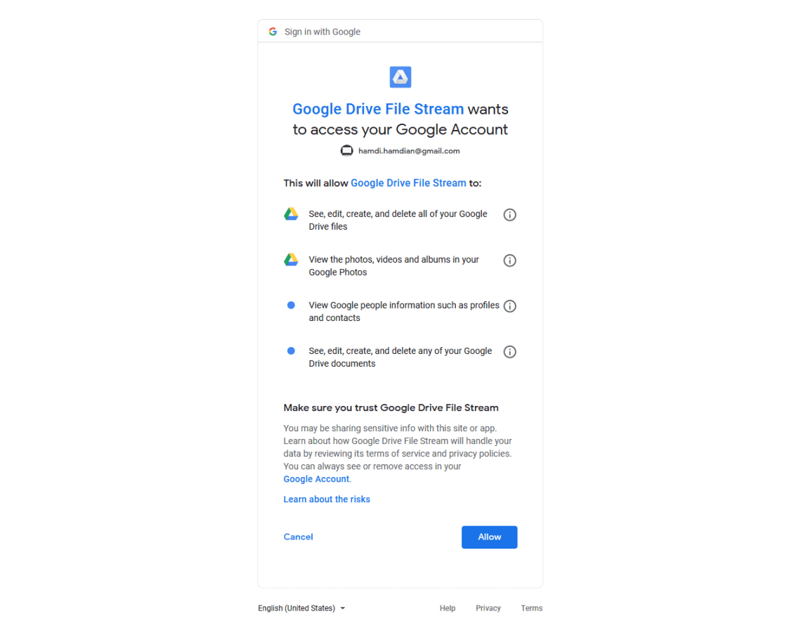 How to Mount Google Drive in Google Colab