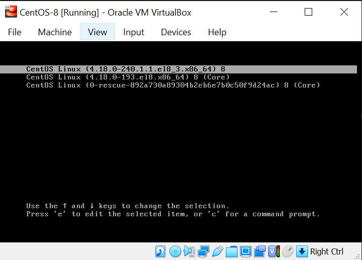 How to Install VirtualBox Guest Additions in Linux CentOS 8 running in a VirtualBox via command line