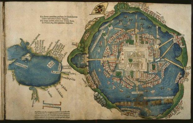 Map Of America Before Columbus.Americas Better Than Europe Before Columbus Dark5 Tv