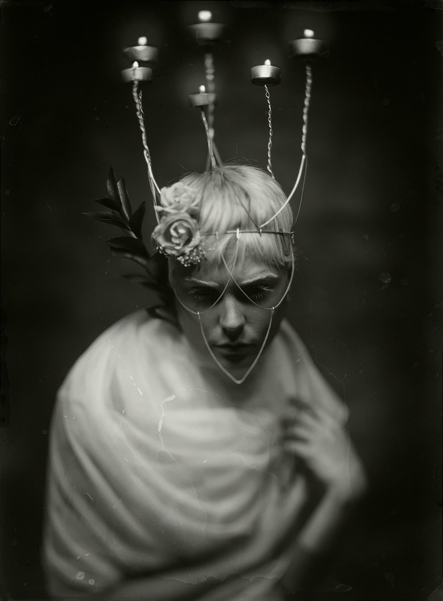 James Wigger Echo Nittolitto Dark Beauty