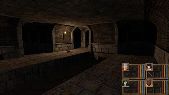 The Sewers of Mountain Shadow.