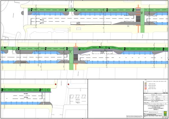 Victoria road design 1