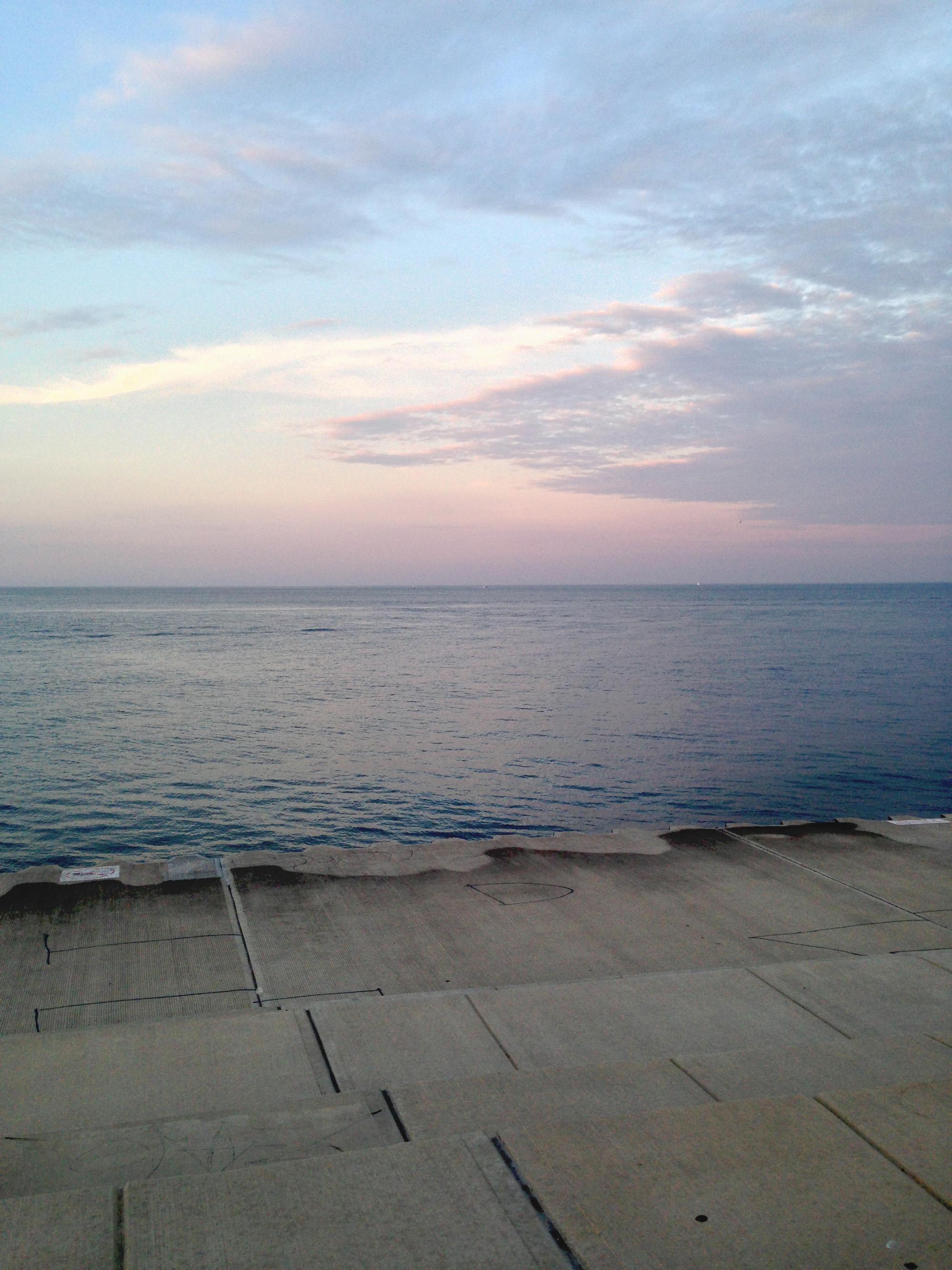 Lake Michigan, Chicago IL
