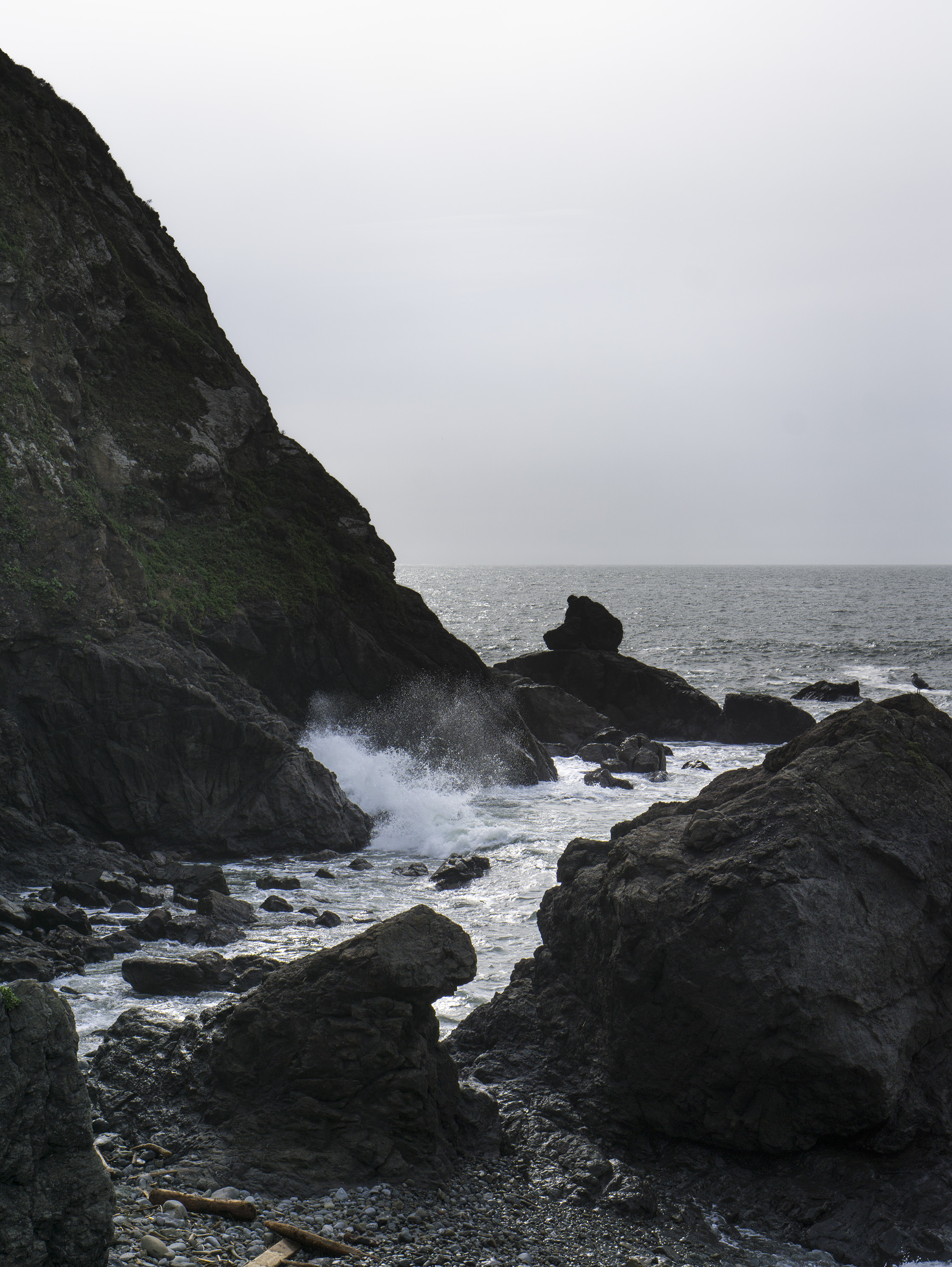 Pirates Cove, Marin Headlands, Golden Gate National Recreation Area / Darker than Green