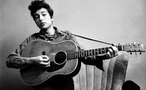 Bob Dylan… à peu près.