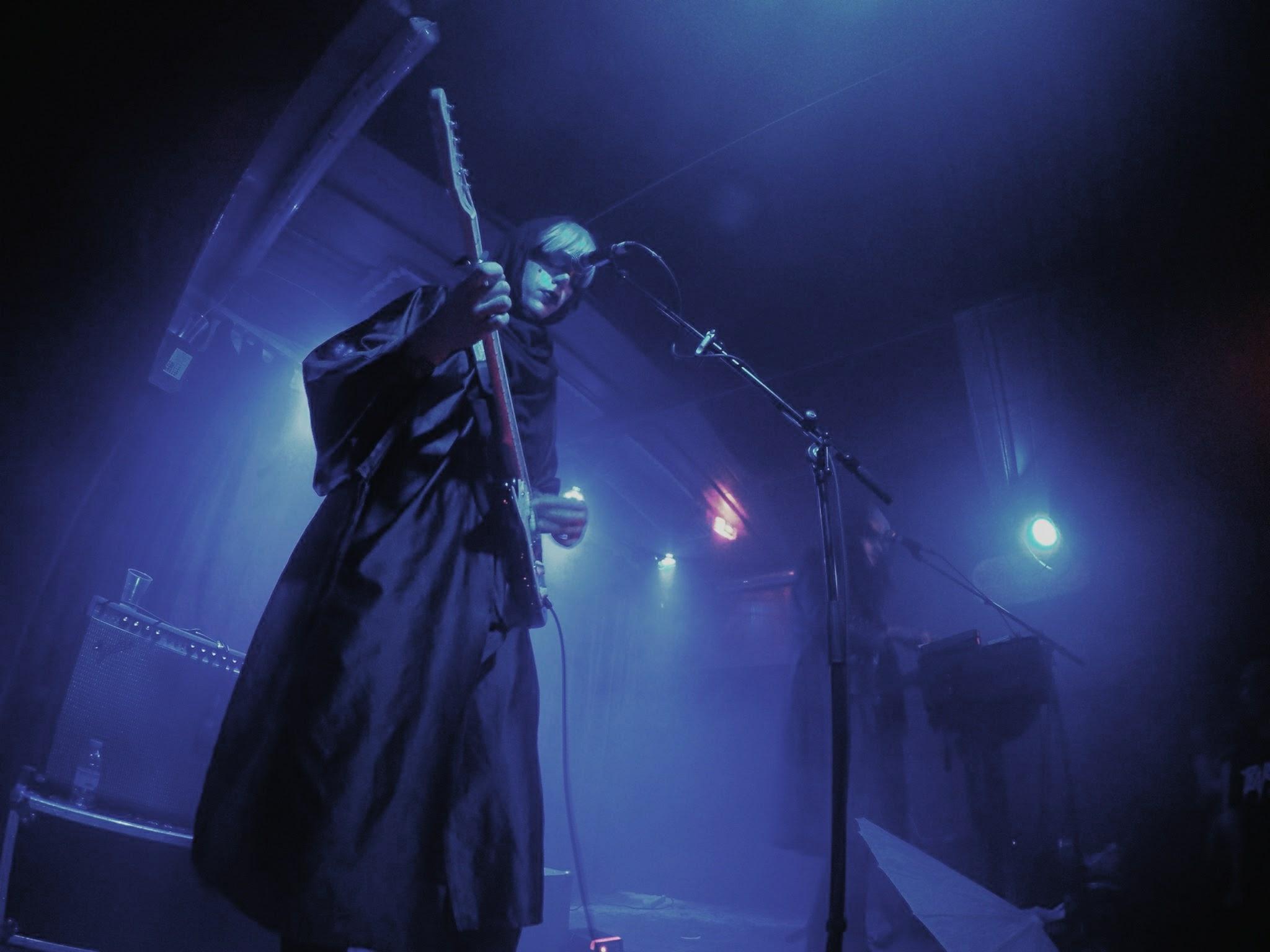 Interview - Drab Majesty