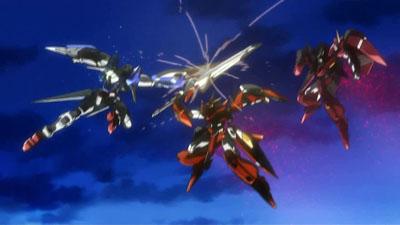 Setsuna attacks