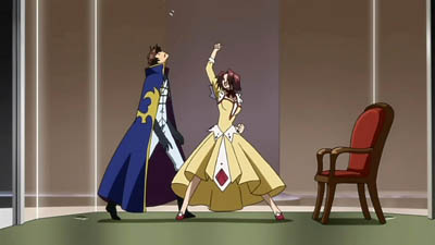 Kallen... Please kill Suzaku with a knife next time!