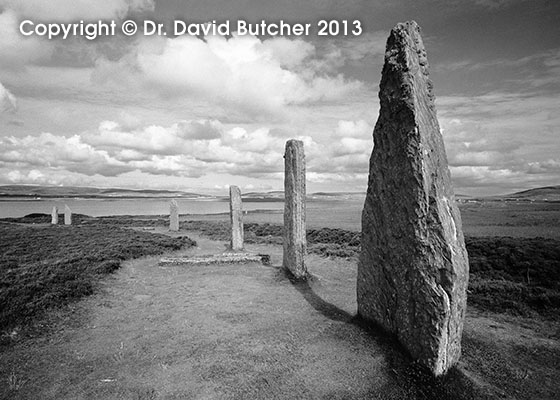 Ring of Brodgar Stones, Orkney