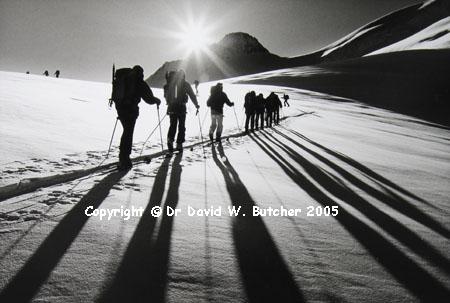 Sunrise Ski, Bernese Oberland, Switzerland
