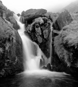 Waterfall, Hags Glen