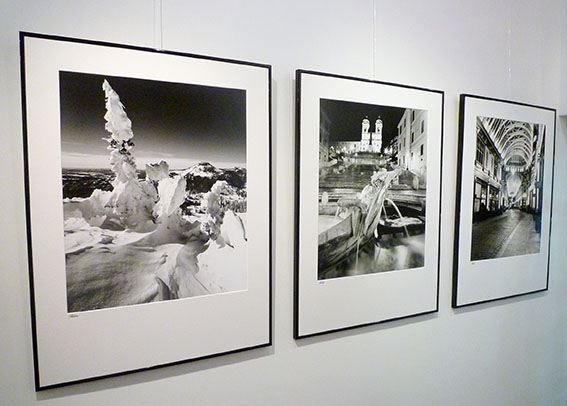 Photokina 2014 Framed Prints for Ilford Stand