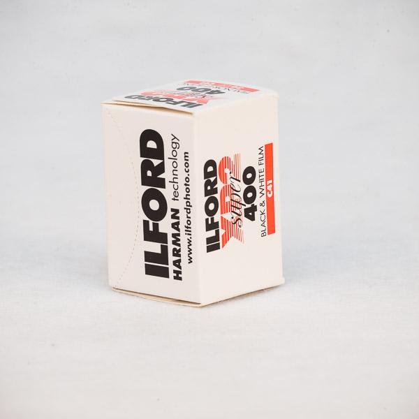 Ilford XP2 Super ASA 400 35mm